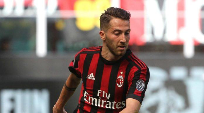 Andrea Bertolacci del Milan