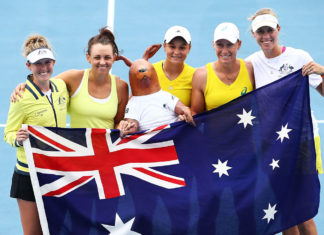 Tennis, Fed Cup ecco l'Australia