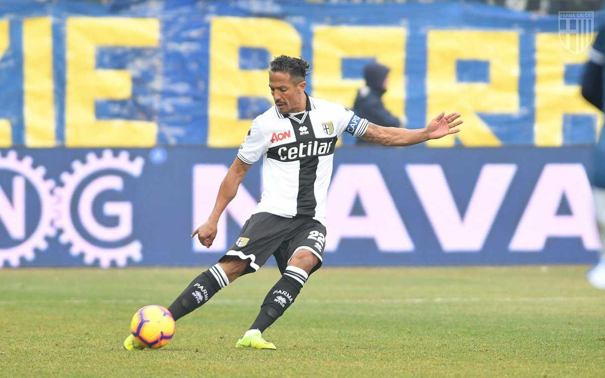 Bruno Alves, difensore del Parma