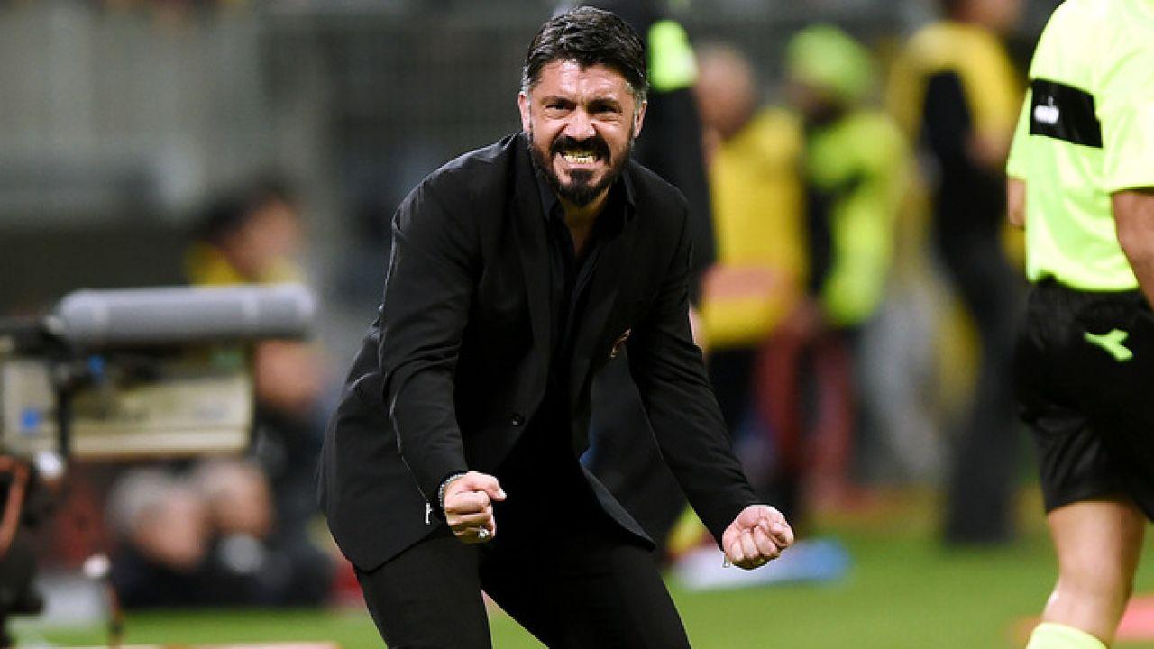 Milan, la Premier nel futuro di Gattuso