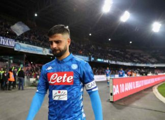 Napoli, Lorenzo Insigne può lasciare: ecco il PSG