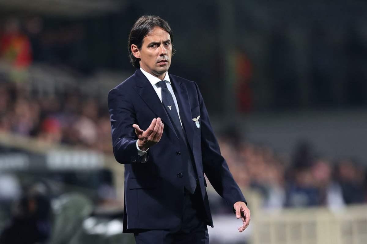 Lazio, Simone Inzaghi verso l'addio con i biancocelesti?