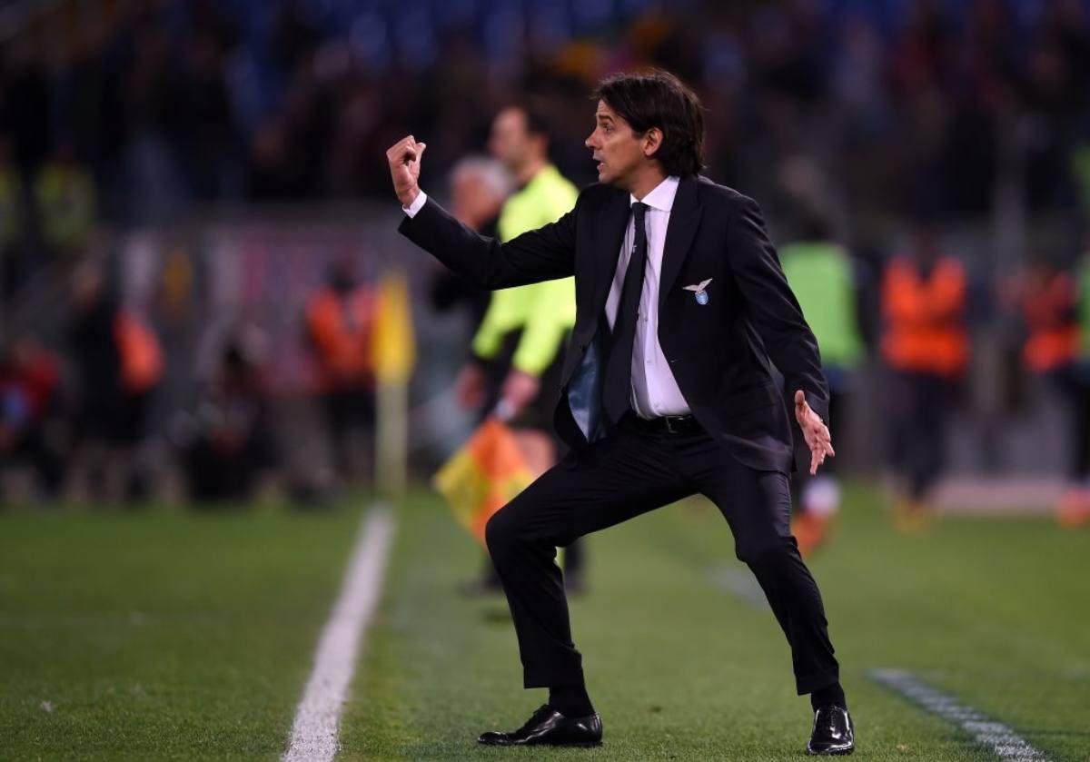 Milan-Lazio, Simone Inzaghi spiega le motivazioni dei biancocelesti