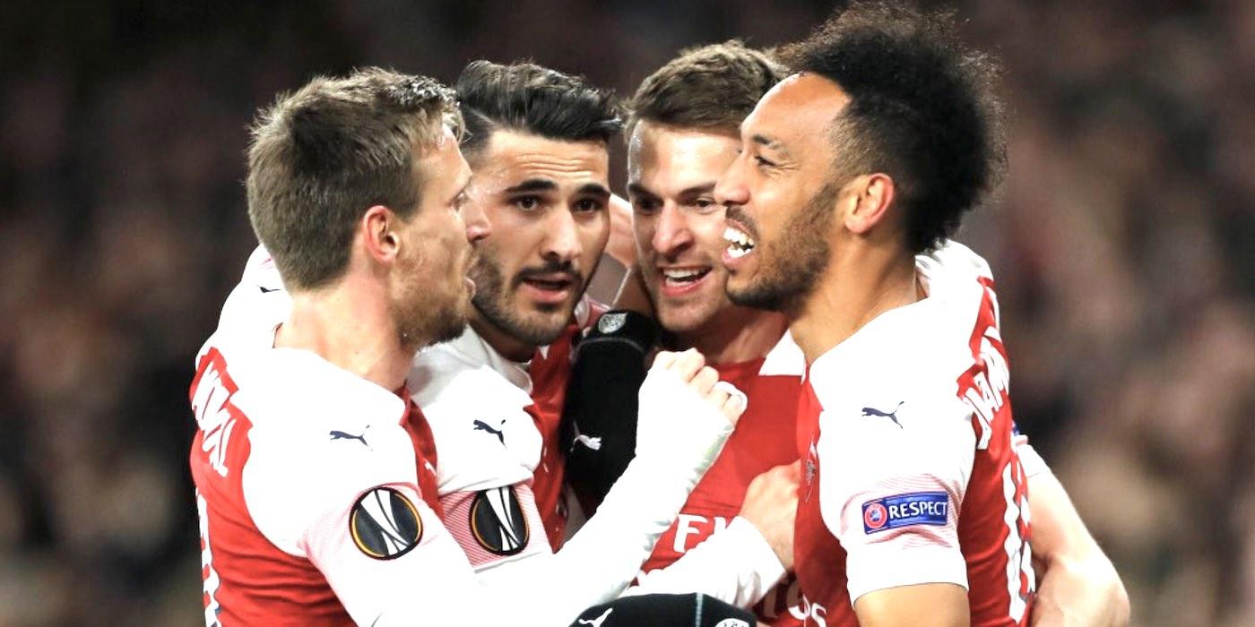 Arsenal-Napoli, Europa League