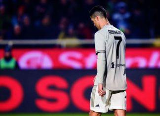 Cristiano Ronaldo, eliminazione Juventus