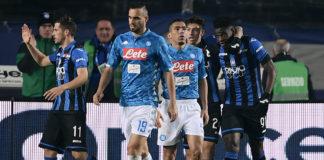 Napoli-Atalanta streaming gratis e diretta tv e online