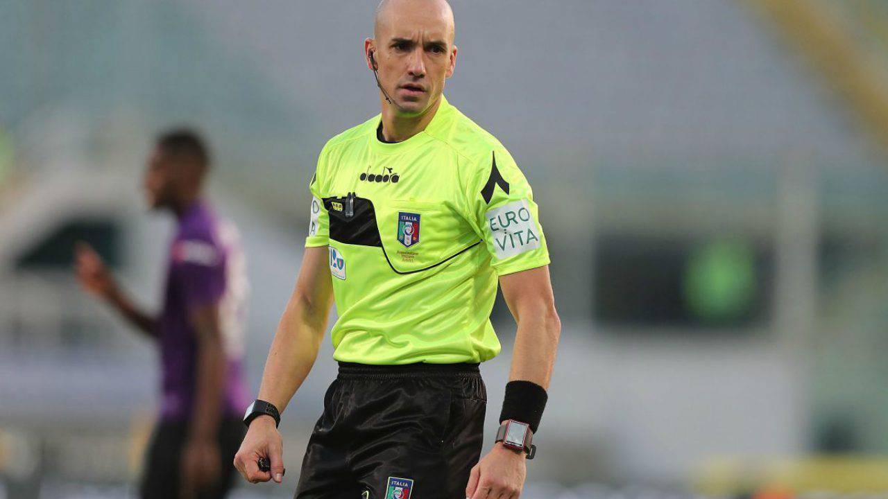 Juventus-Milan, il dialogo tra Calvarese e Fabbri