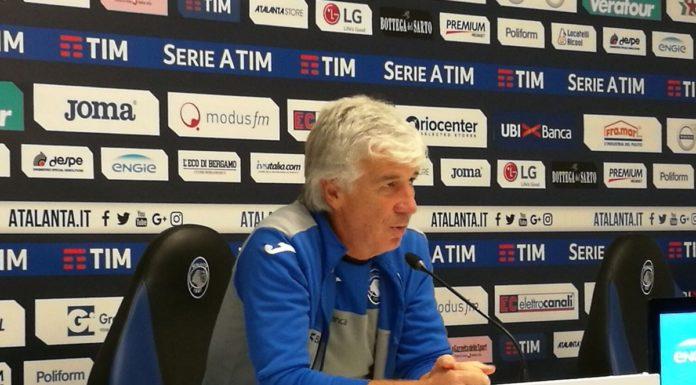 Atalanta, la conferenza di Gasperini fa il punto sulla volata Champions della squadra neroazzurra