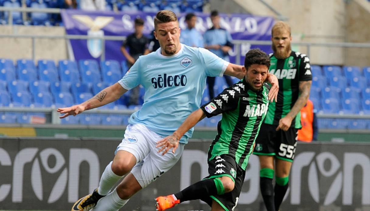 Lazio-Sassuolo streaming gratis e diretta tv: probabili formazioni in campo