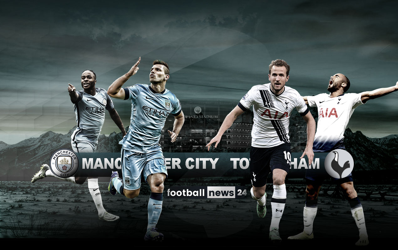 Manchester City - Tottenham streaming gratis e diretta tv