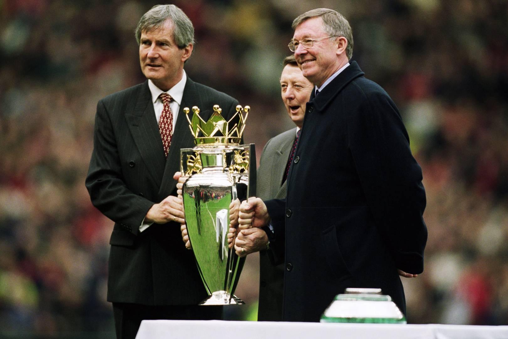 Manchester United, Edwards