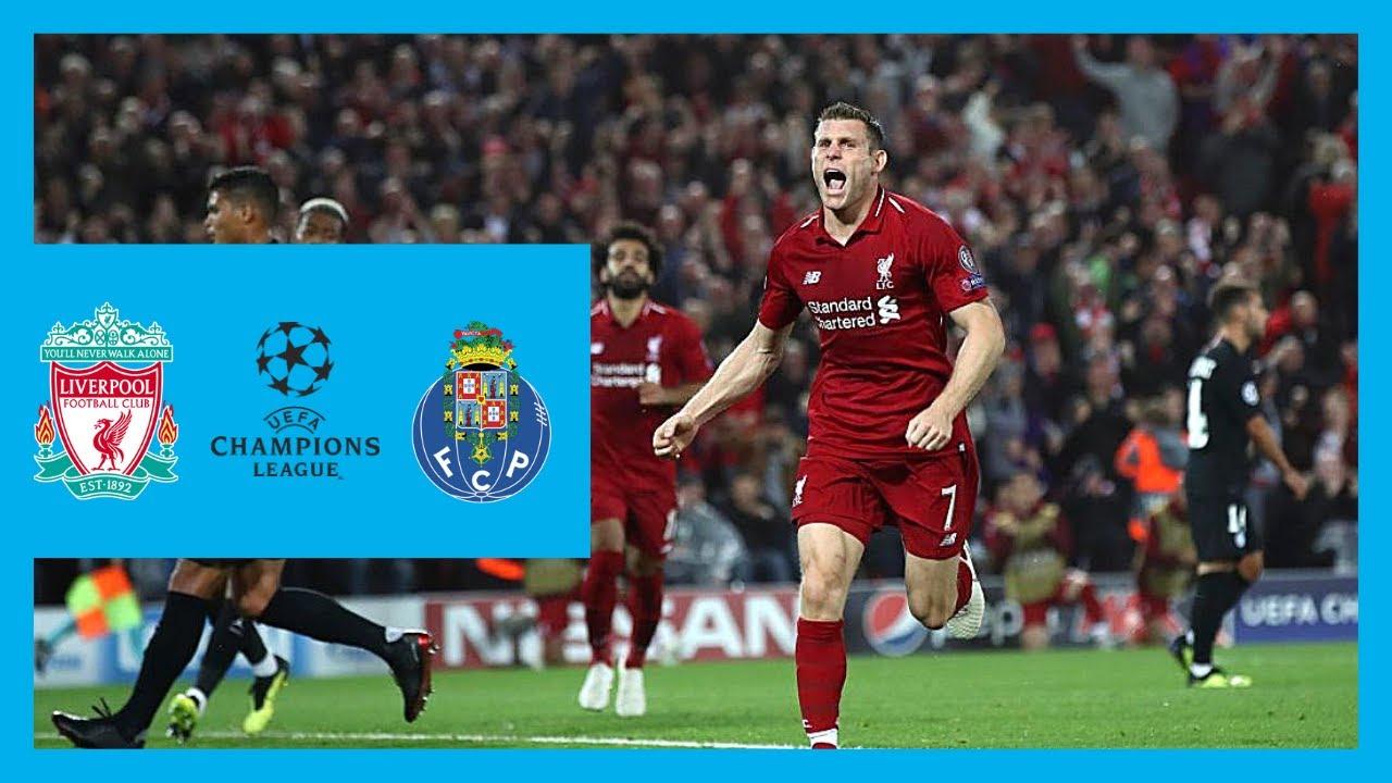 Liverpool-Porto dati e statistiche a confronto