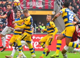 Parma-Milan probabili formazioni e pronostico della gara