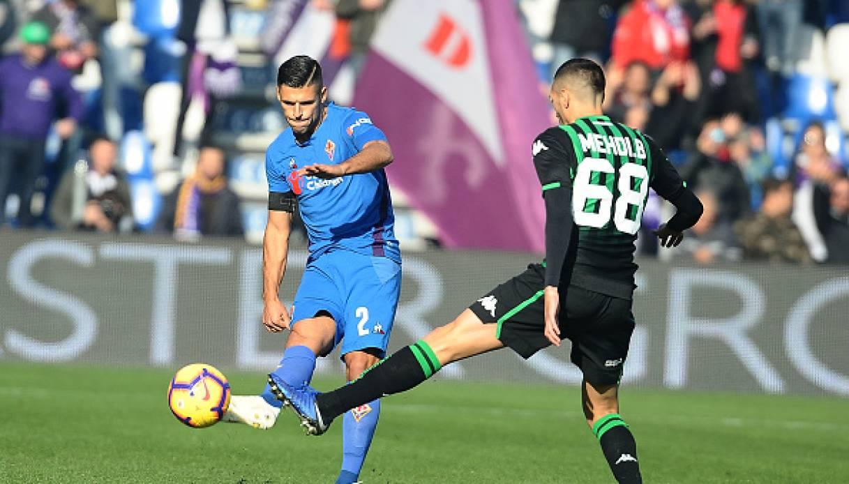Fiorentina-Sassuolo streaming gratis e pronostico della sfida