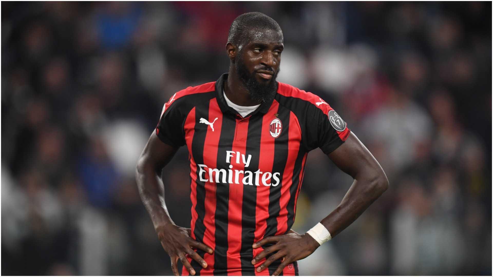 Bakayoko ex centrocampista del Milan