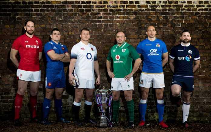 Rugby Sei Nazioni Calendario.Rugby Presentato Il Calendario Del Sei Nazioni