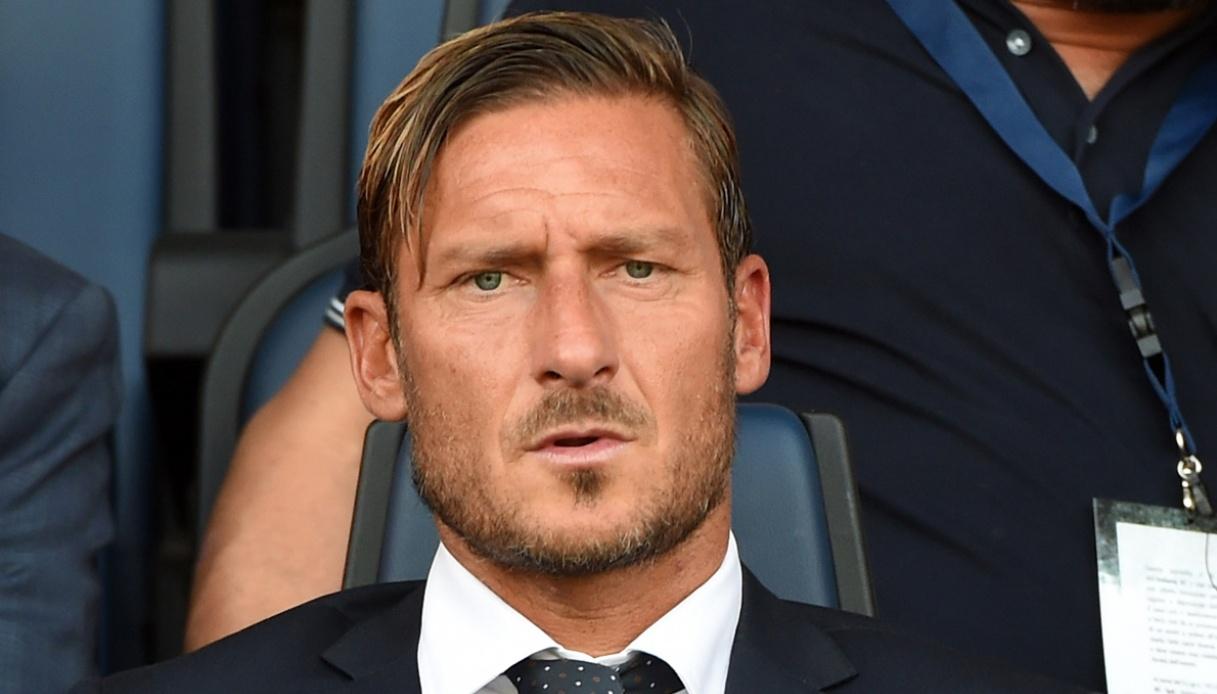 Roma, Totti chiama Conte per la panchina giallorossa