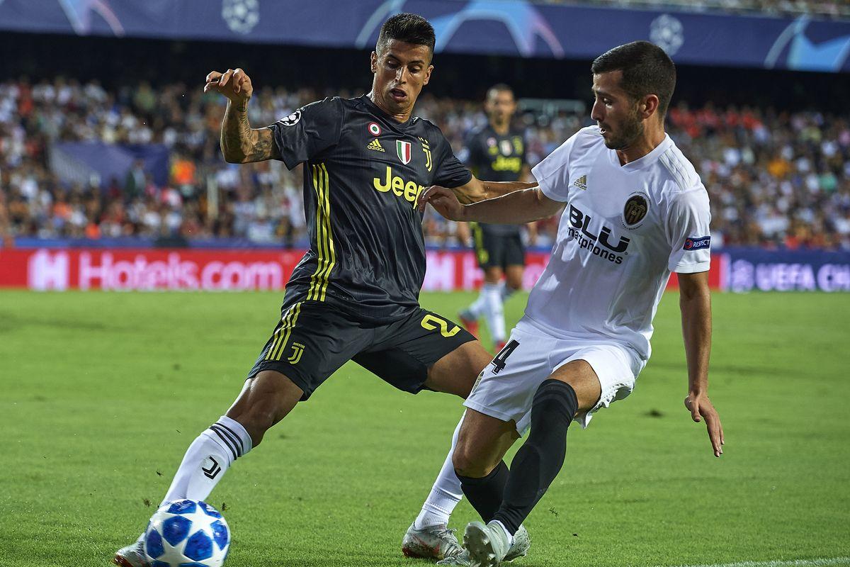 Juventus: Cancelo via, Sarri ha scelto il sostituto