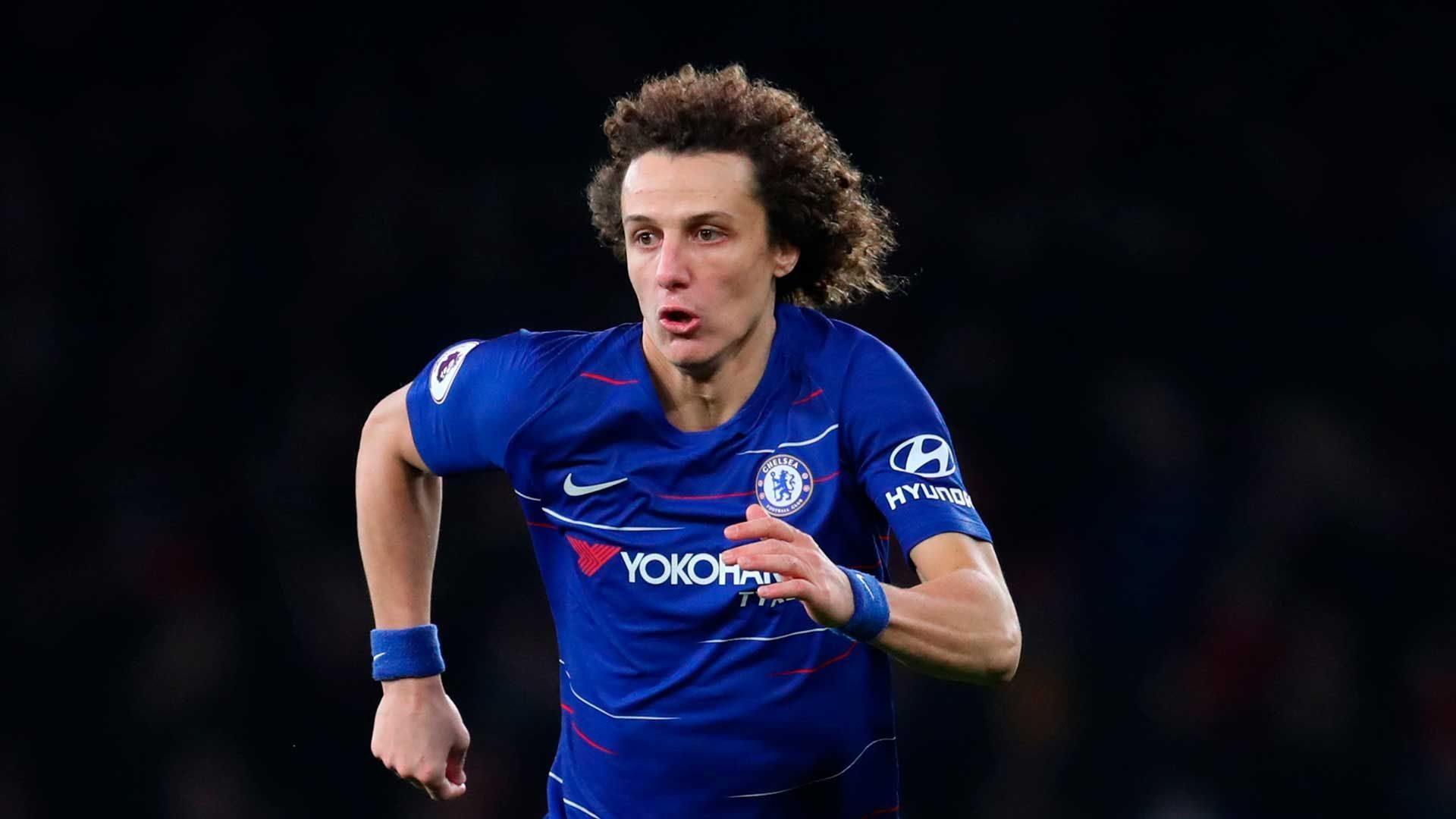 Chelsea, per David Luiz pronto il rinnovo di contratto