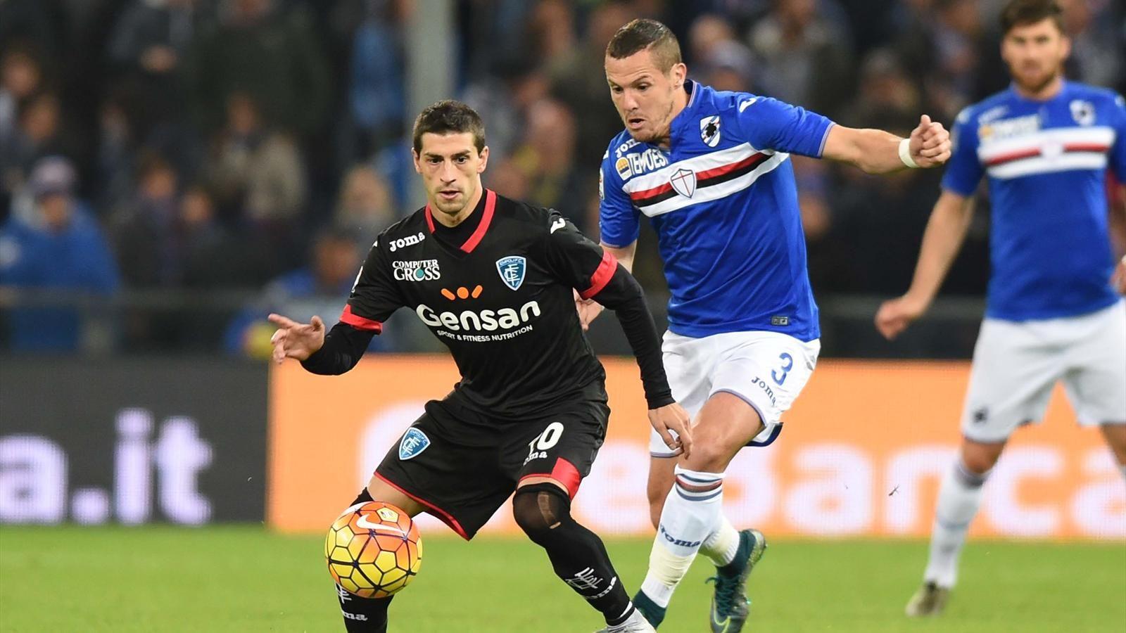 Sampdoria Empoli, Serie A