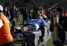 Arbitro muore in Bolivia