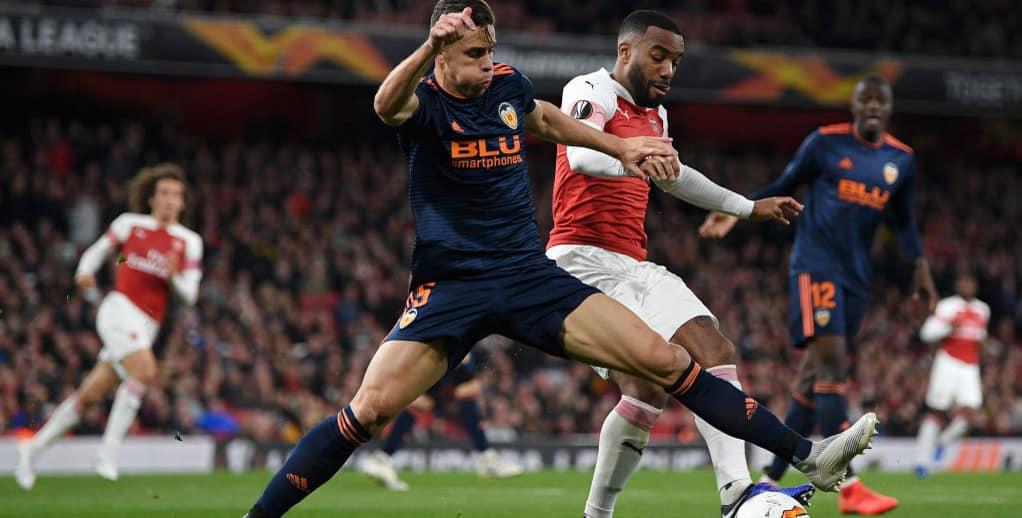 Valcencia-Arsenal Europa League