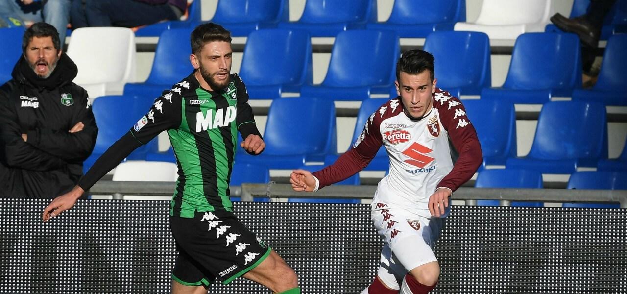 Totino-Sassuolo, Serie A