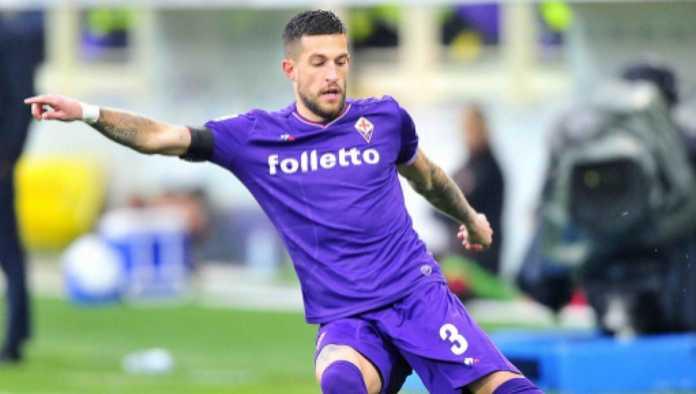 Cristiano Biraghi, terzino sinistro della Fiorentina