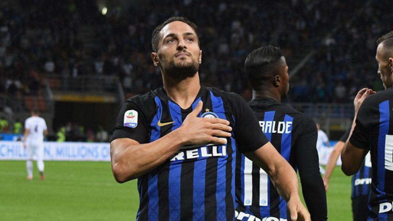 Danilo D'ambrosio, difensore dell'Inter