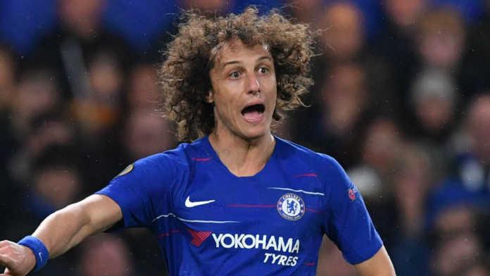 David Luiz, difensore del Chelsea