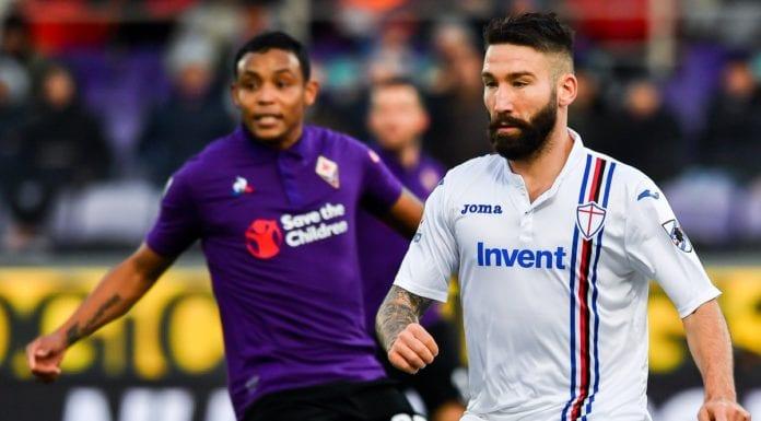 Lorenzo Tonelli della Sampdoria