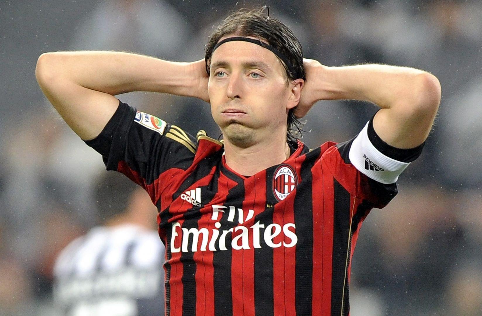 Montolivo, centrocampista del Milan