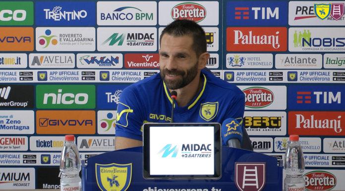 Sergio Pellissier del Chievo