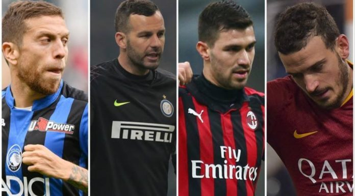 Volata Champions League tra Atalanta, Inter, Milan e Roma