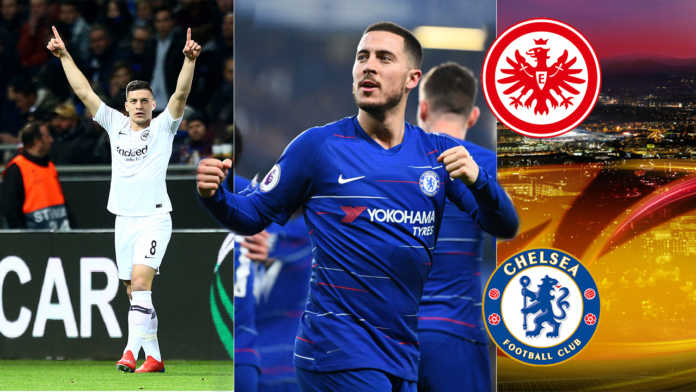 Eintracht-Cheslea streaming gratis e diretta tv e online