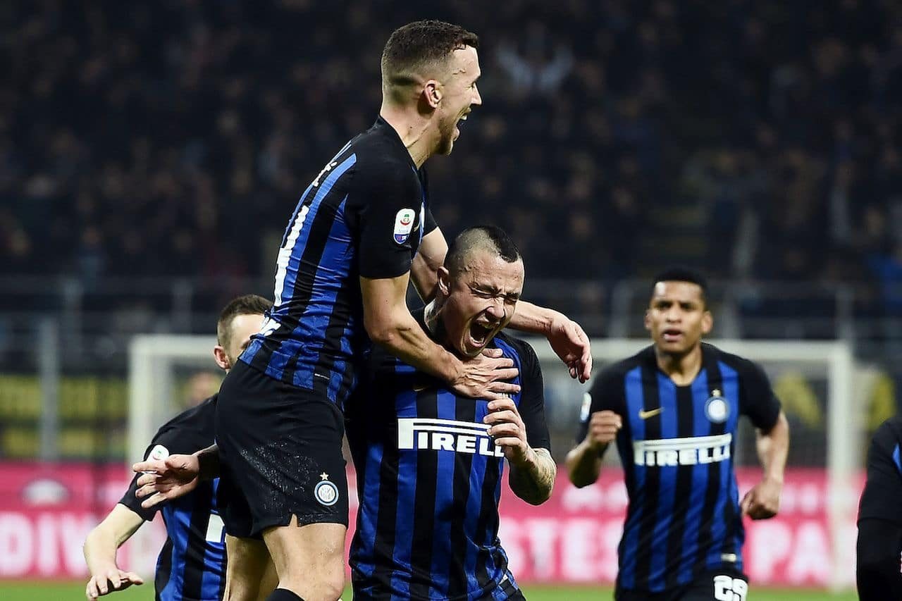 Inter-Chievo, Serie A