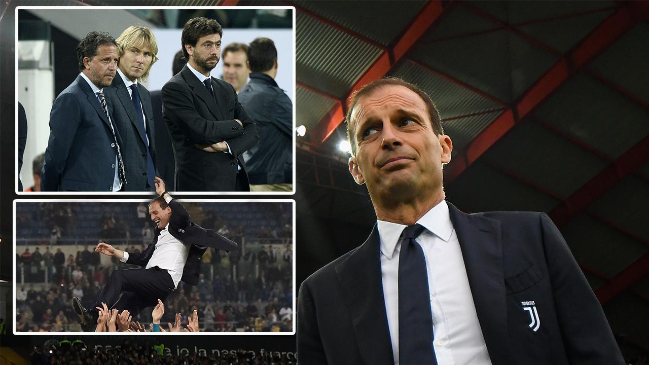 Max Allegri, Juventus