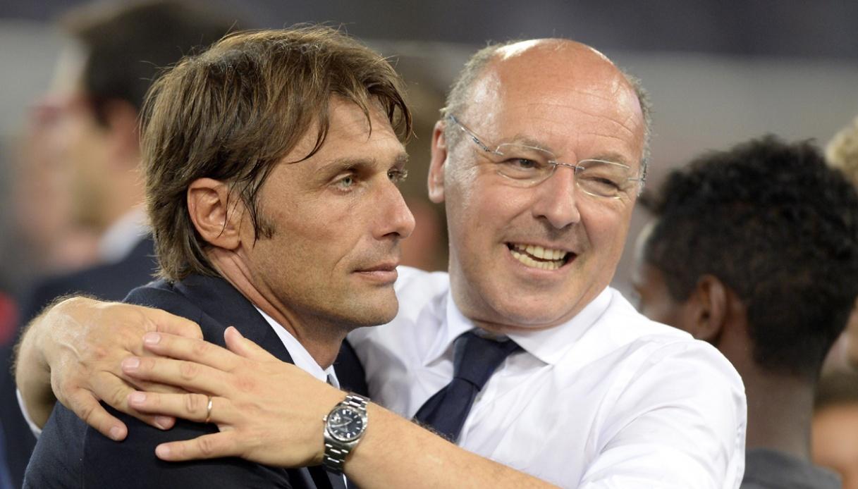 Conte e Marotta, Inter