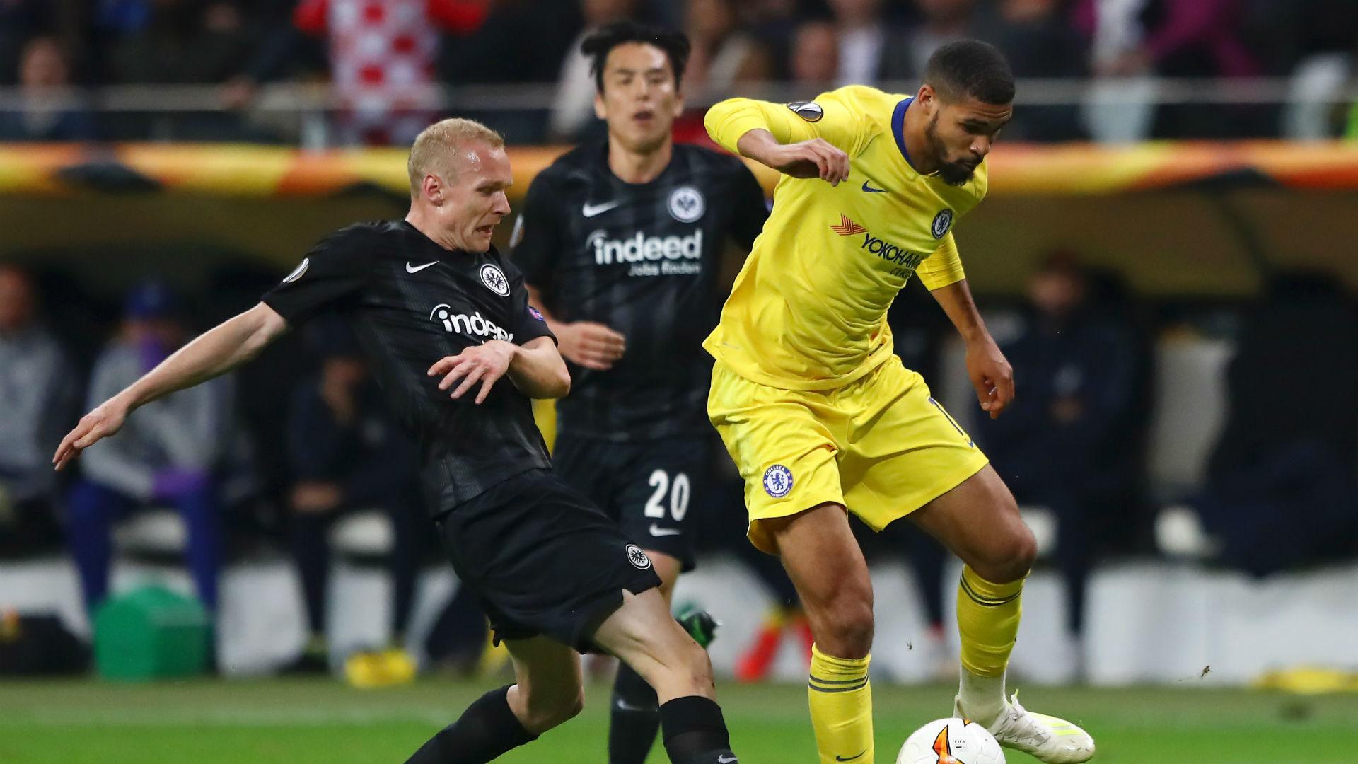 Chelsea-Eintracht Francoforte