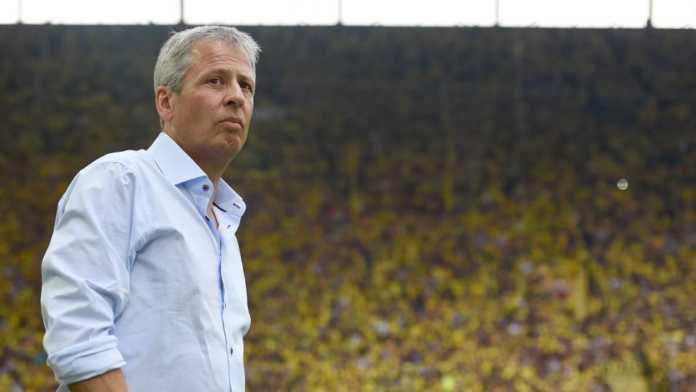 Favre Borussia Dortmund
