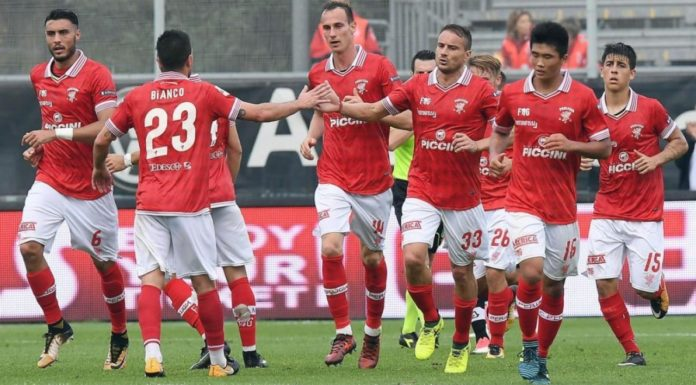 Calciomercato Perugia, sfida al Frosinone per Celar