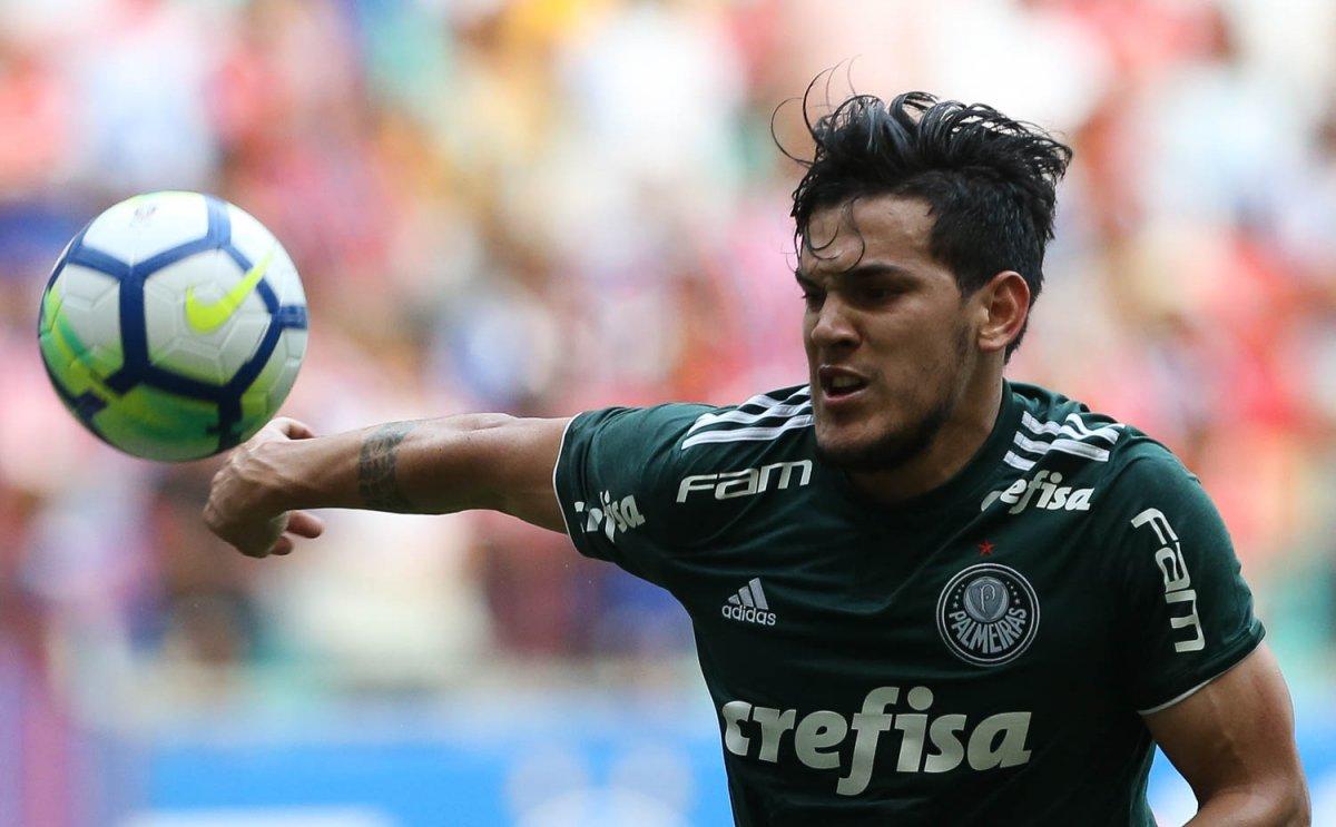 Gustavo Gomez, difensore del Palmeiras