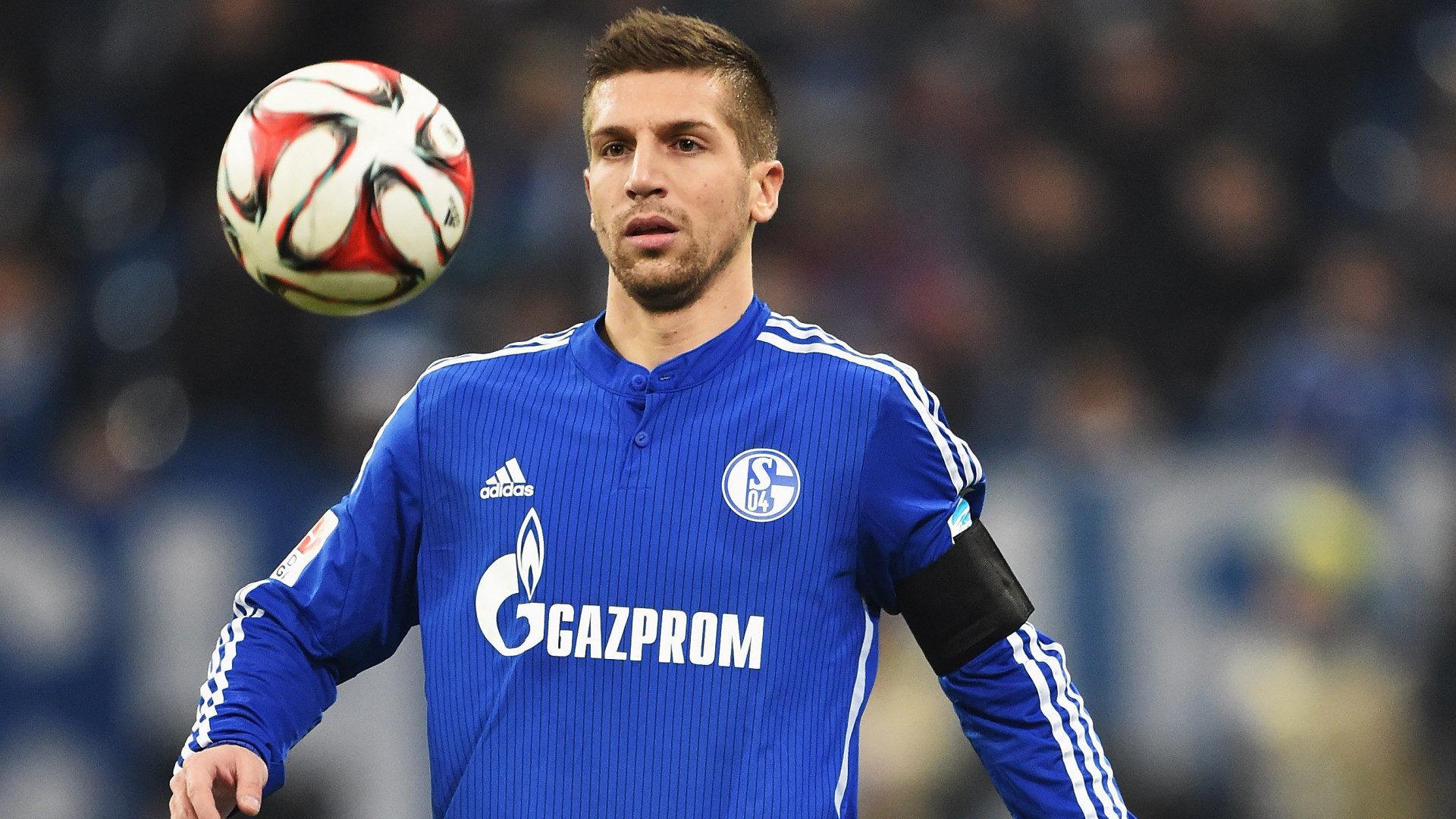 Matija Nastasic, difensore dello Schalke 04