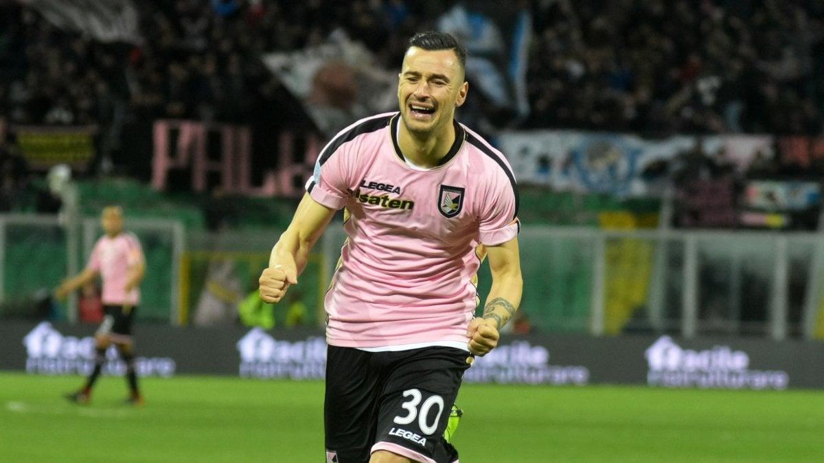 Nestorovski, attaccante del Palermo