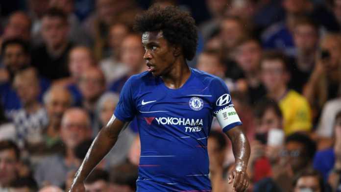 Calciomercato Chelsea, Willian pronto a firmare un biennale