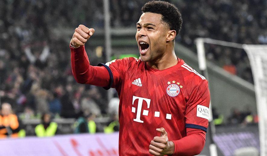 Gnabry Bayern Monaco