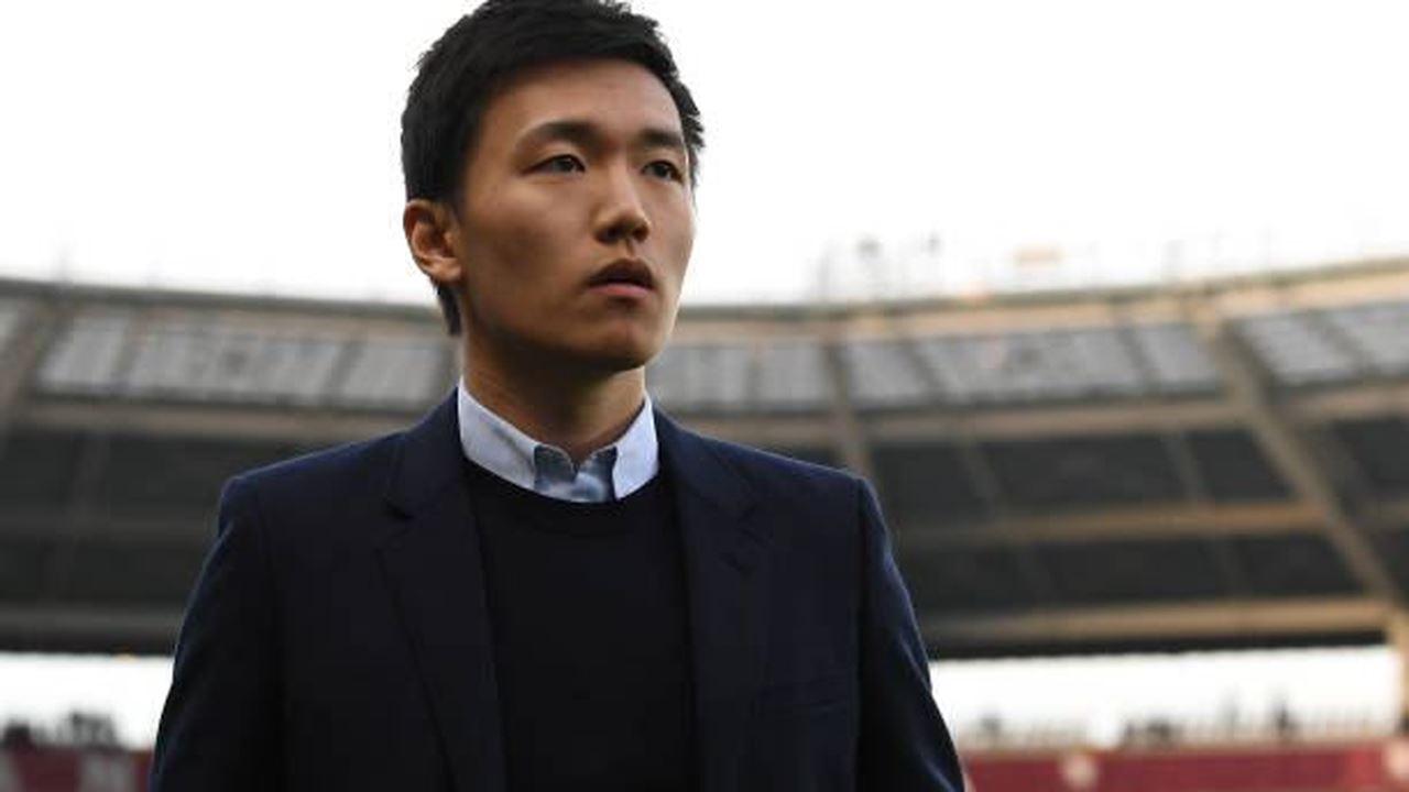 Steven Zhang, Presidente dell'Inter