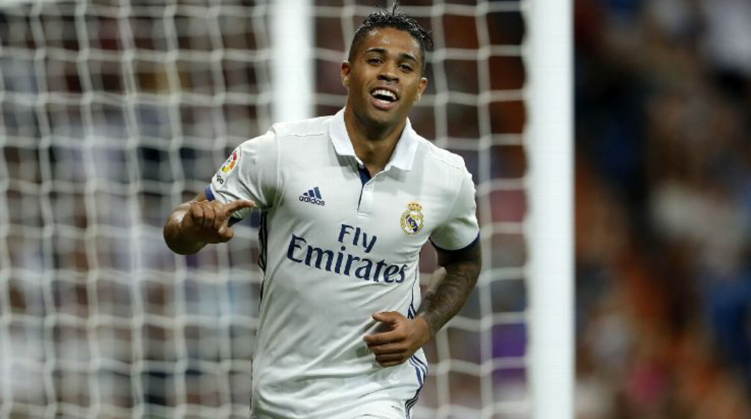 Mariano Diaz, attaccante del Real Madrid