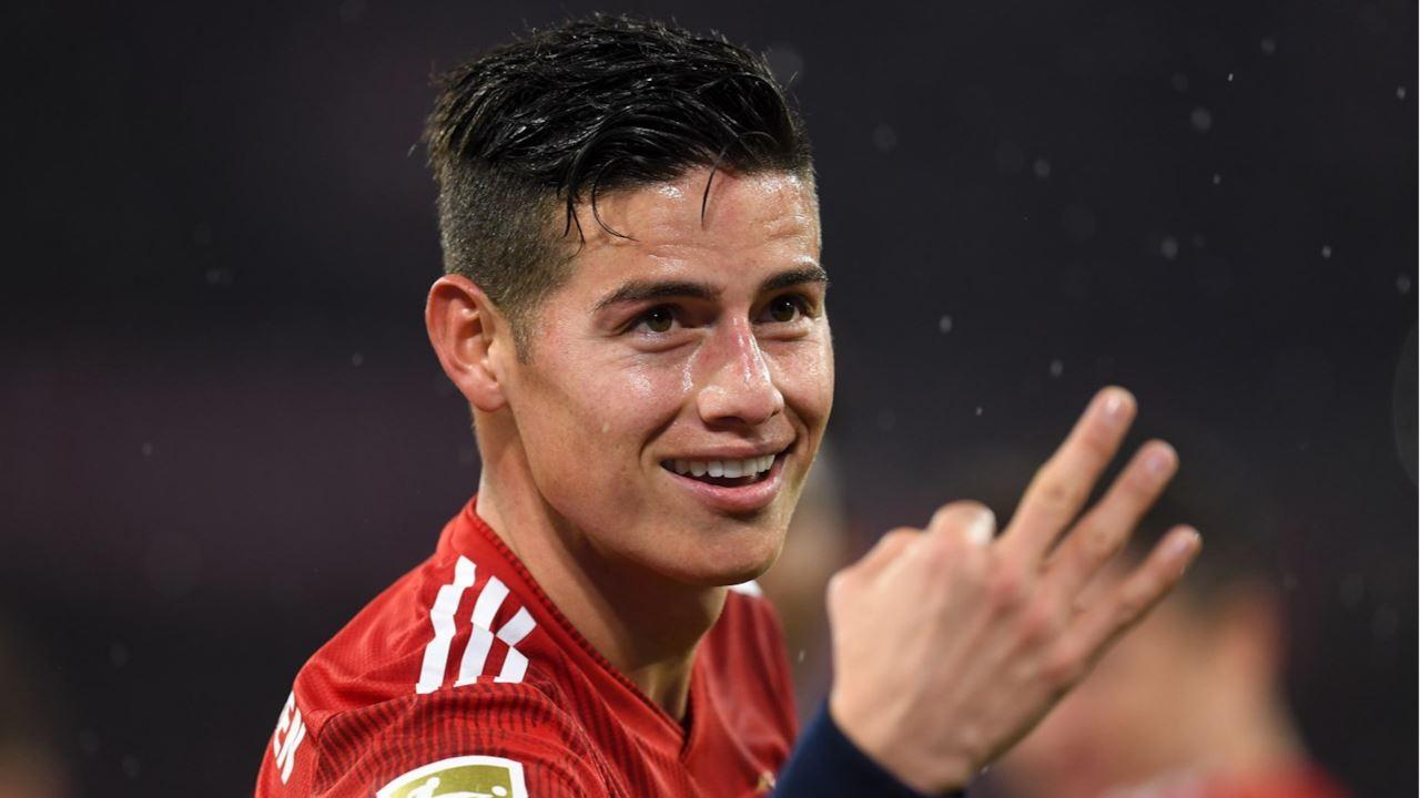 Calciomercato Napoli, James potrebbe rimanere a Madrid