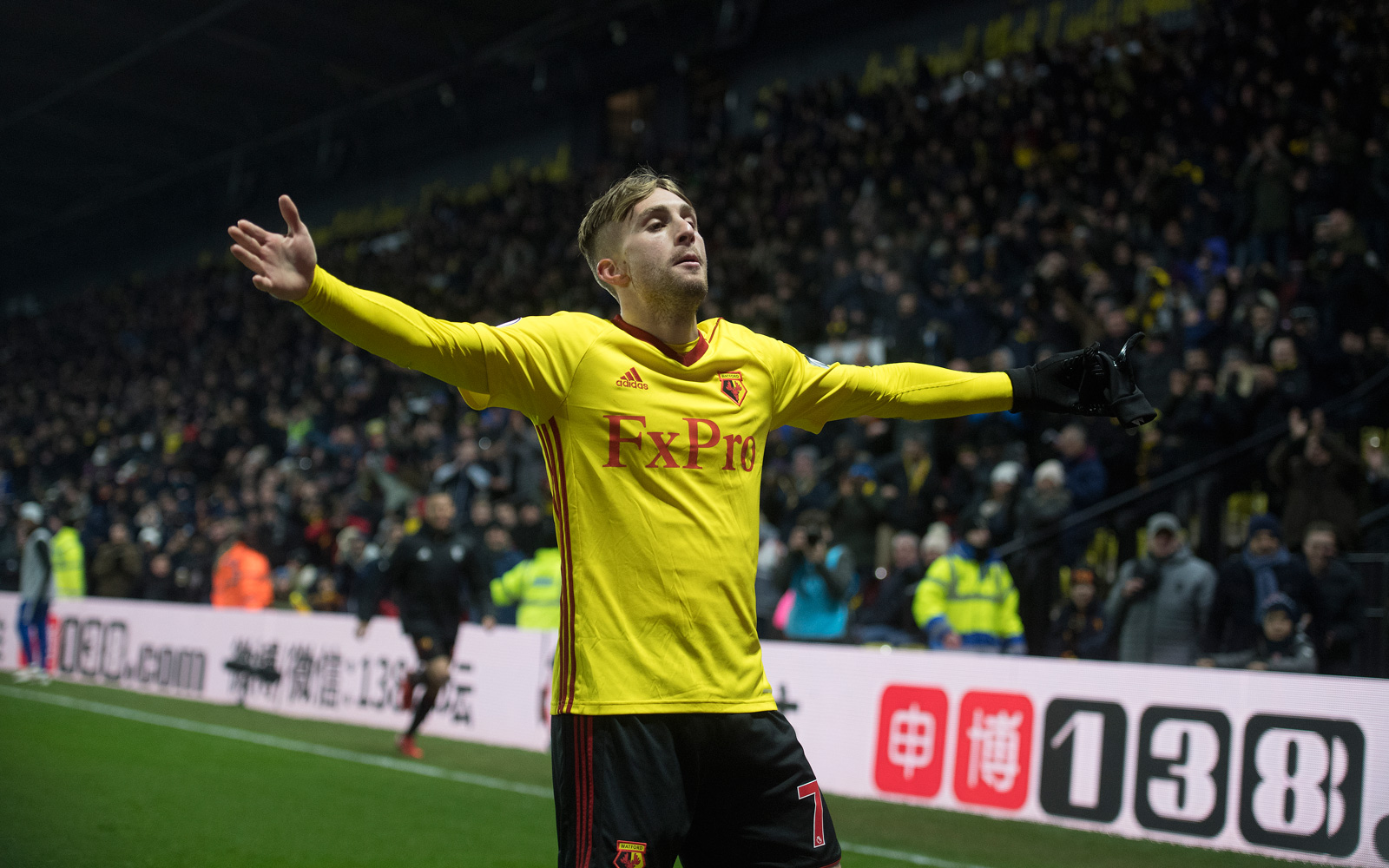 Deulofeu, attaccante dell'Udinese